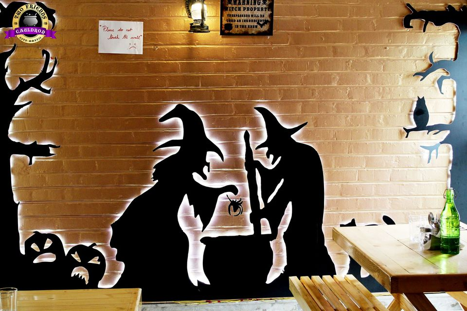 These Themed Restaurants in Bangalore will make your Dining Experience more Exciting! 4