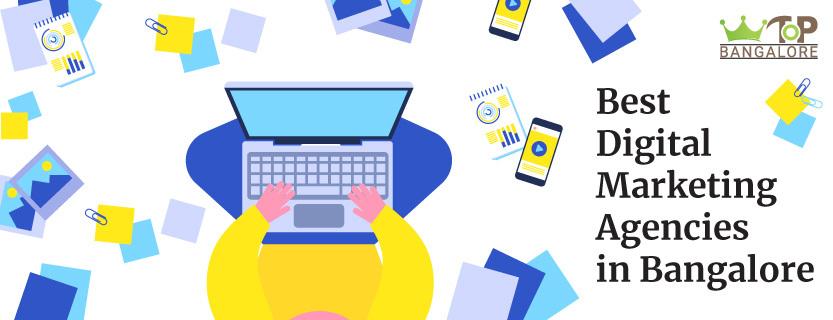 Best Digital Marketing Agencies in Bangalore