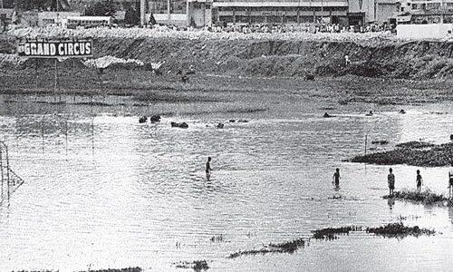 dharmumbudhi lake